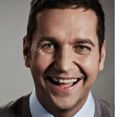 Ralf Schmitt: Moderator, Speaker, Autor